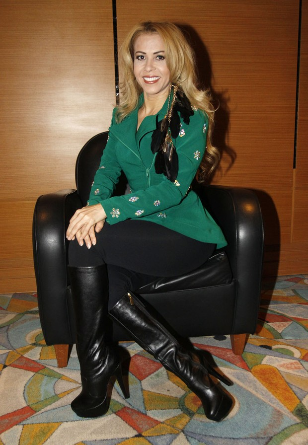 Joelma (Foto: Celso Tavares/EGO)