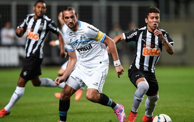 marcos rocha barcos  gremio x atletico-mg (Foto: Getty Images)