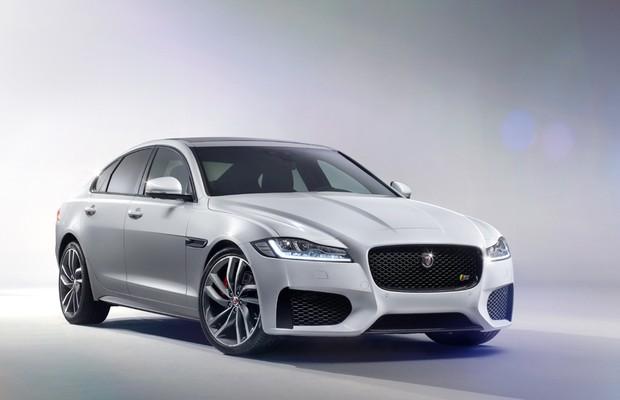 Jaguar XF 2016 (Foto: Divulgação)