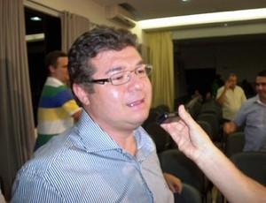 Jotinha Alexandre - presidente do ASA (Foto: Ascom/ASA)