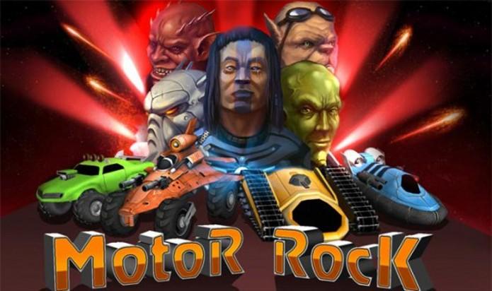 Remake 3D de RRR desenvolvido por equipe russa (Foto: Divulgação)