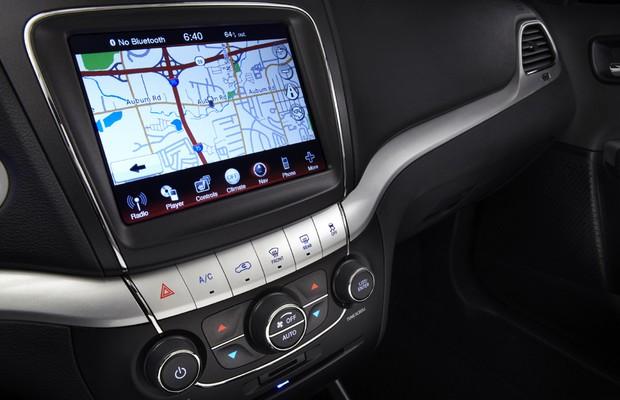Dodge Journey R/T AWD (Foto: Divulgação)