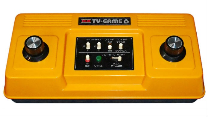 O clássico visual do Color TV-Game 6 (Foto: Reprodução/Before Mario)