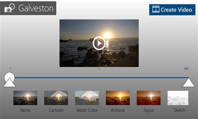 Timelapse Studio ajuda criar vídeos cheios de estilo no Windows Phone (Foto: Divulgação/Windows Phone Store)