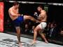 Oito lutadores recebem suspensões médicas de 180 dias no último UFC