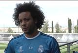 """Marcelo espera jogo """"duro"""" contra o Atlético e confia em volta à Seleção"""