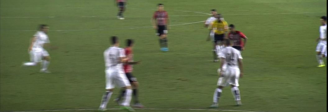 Veja os melhores momentos da partida realizada na Vila Belmiro. 4f1cb2e59c6e4