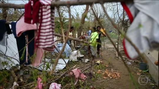 Furacão Matthew deixou mais de 100 mortos no Haiti
