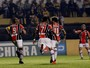 """""""Uma luz no final do túnel"""", diz Naldo sobre vitória fora do Joinville"""