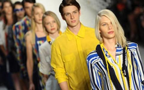 Desfile Totem no Fashion Rio Verão 2012