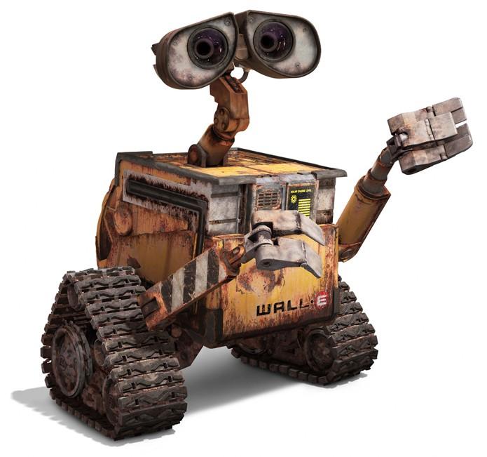 WALL-E conquistou o público graças a uma história simples mas recheada com vários elementos diferentes (Foto: Divulgação)