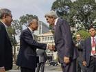 Mandela é exemplo para Cuba e Colômbia, diz Kerry