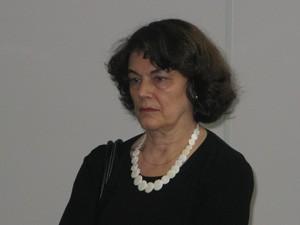 Leda Maria Paulani (Foto: Márcio Pinho/G1)