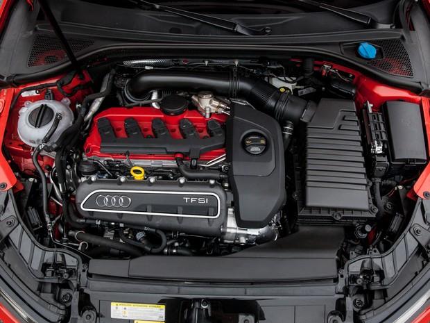 Audi RS 3 (Foto: Marcelo Brandt / G1)
