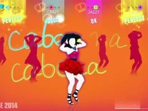 Música de Ivete, 'Dançando', está em 'Just Dance 2014' (Foto: Divulgação/Ubisoft)