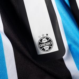 0fca4720c5 Umbro divulga primeiro detalhe do novo uniforme do Grêmio para 2016