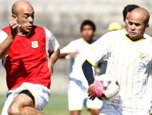Jorge Henrique e Ruy Cabeção (Foto: Cláudio Bispo / BrasilienseFC.com.br)