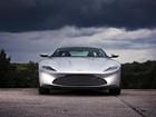 Aston Martin DB10 feito para filme '007 Contra Spectre' será leiloado