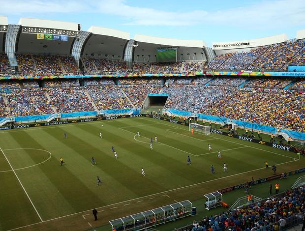 Arena das Dunas - Itália x Uruguai