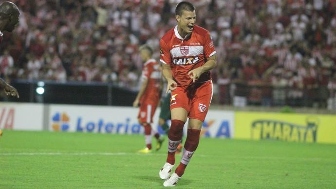 Diego Jussani CRB (Foto: Douglas Araújo/Assessoria do CRB)