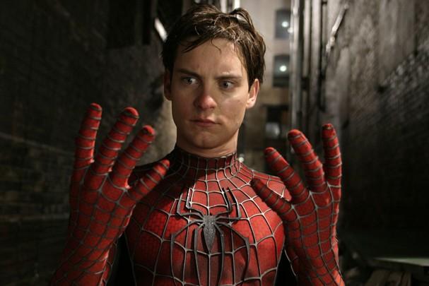 Homem-Aranha (Foto: Reprodução)