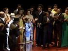 Emoção e lágrimas marcam o Grande Prêmio do Cinema Brasileiro