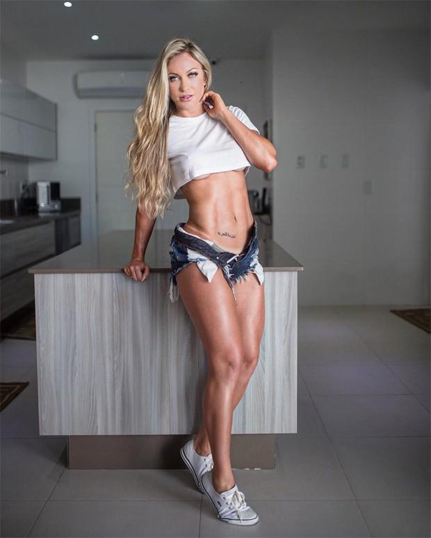Jéssica Rodrigues (Foto: Yago Goulart)