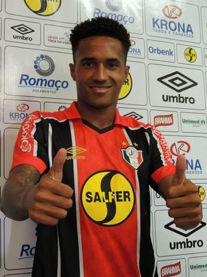 Renato Joinville (Foto: João Lucas Cardoso)