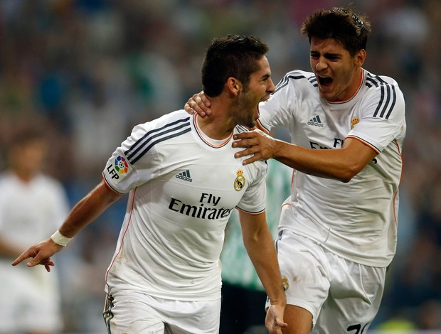 Isco gol Real Madrid (Foto: Reuters)