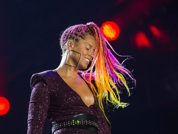 Alicia Keys (Foto: Andr Bittencourt)