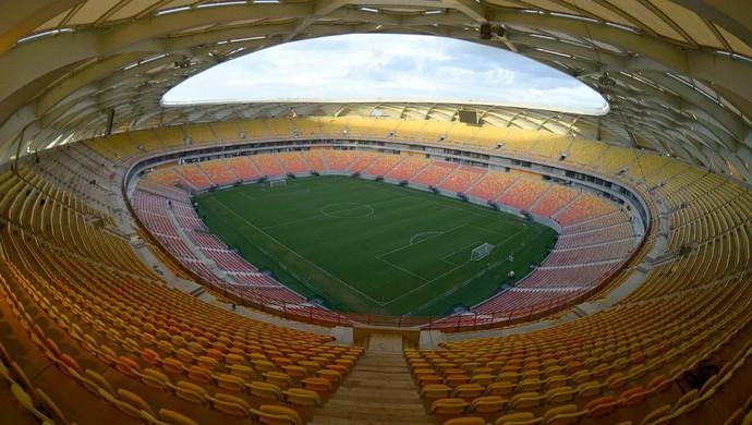 Arena da Amazônia, Manaus (Foto: Alex Pazuello/Agecom)