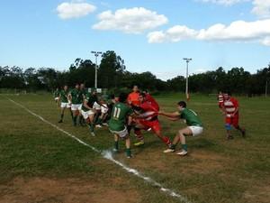 Montes Claros Rugby (Foto: Divulgação)