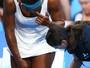 Com inflamação no joelho, Serena desiste oficialmente da Copa Hopman