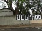 Grupo de estudantes ocupa escola estadual em Jundiaí