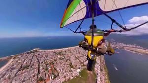 Rio 360º: voe com o G1 nos 450 anos da Cidade Maravilhosa (Reprodução/G1)