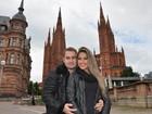 Após casamento, Mayra Cardi quer uma filha: 'Será por barriga de aluguel'