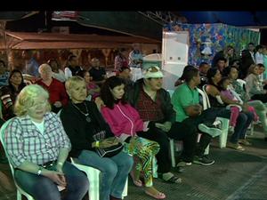 Camarote da Acessibilidade em Salgueiro (Foto: Reprodução / TV Grande Rio)