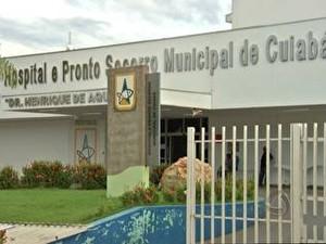 PS DE CUIABÁ (Foto: Reprodução/TVCA)