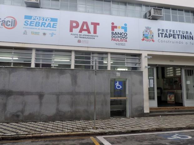 PAT Itapetininga (Foto: Caio Gomes Silveira/ G1)