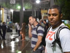 Adilson Ferreira (Foto: Letícia Bucker/ G1)