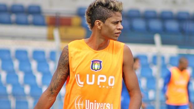Danielzinho São Caetano (Foto: Divulgação / São Caetano)