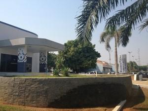 Sede do MP em Ariquemes (Foto: Eliete Marques/G1)