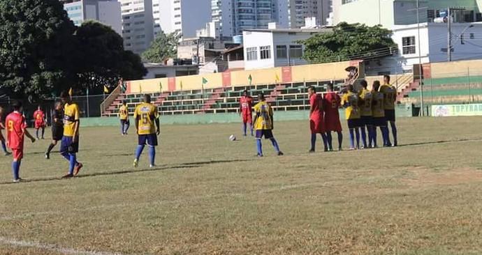 GEL derrota o Vilavelhense e se recupera na Série B do Capixabão (Foto: Jonatan Oliveira)