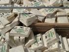 Cerca de 400 quilos de queijo coalho são recolhidos por fiscalização em AL