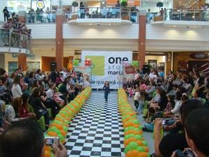 Desfile One Store ocorre neste domingo às 15h (Foto: Divulgação)