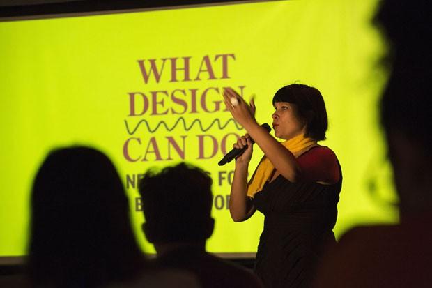 What Design Can Do São Paulo  discute o design na sociedade (Foto: Divulgação)