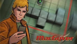 MacGyver volta em game para smartphones (Foto: Divulgação/FairPlay Media)