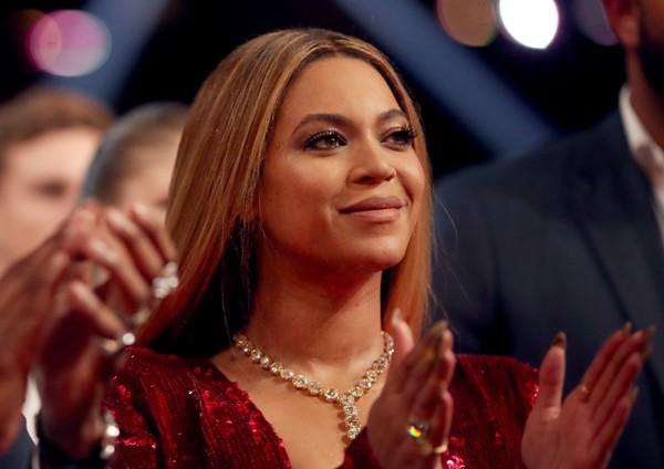 Beyoncé se emocionou com discurso de Adele (Foto: Getty Images)