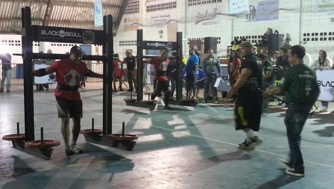 Mogi das Cruzes Campeonato Brasileiro de Strongman (Foto: Vitor Geron)