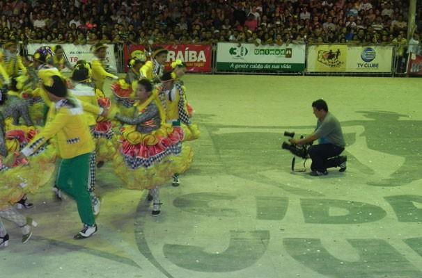 Especial Cidade Junina mostra os melhores momentos do concurso (Foto: Katylenin França)